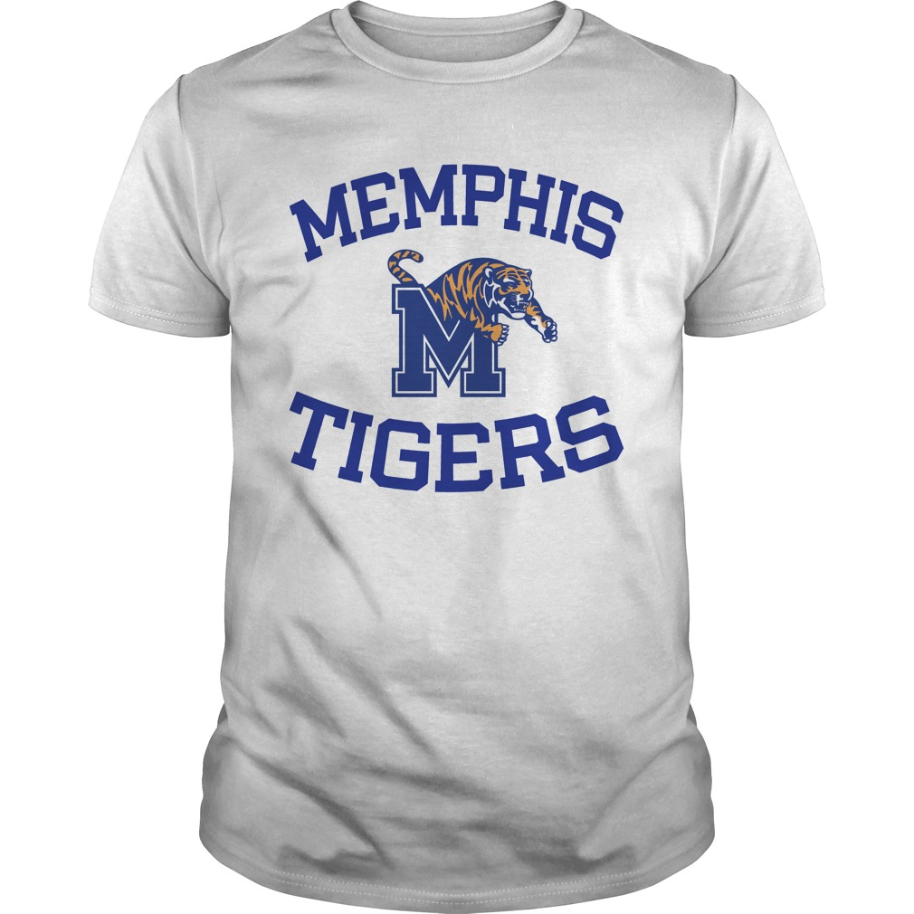 Memphis Tigers Basketball Shirt