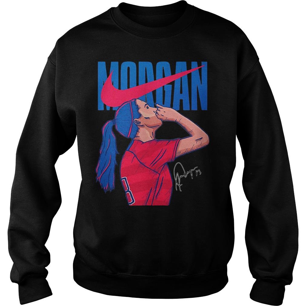 Morgan Brian Adidas Shirt sweater
