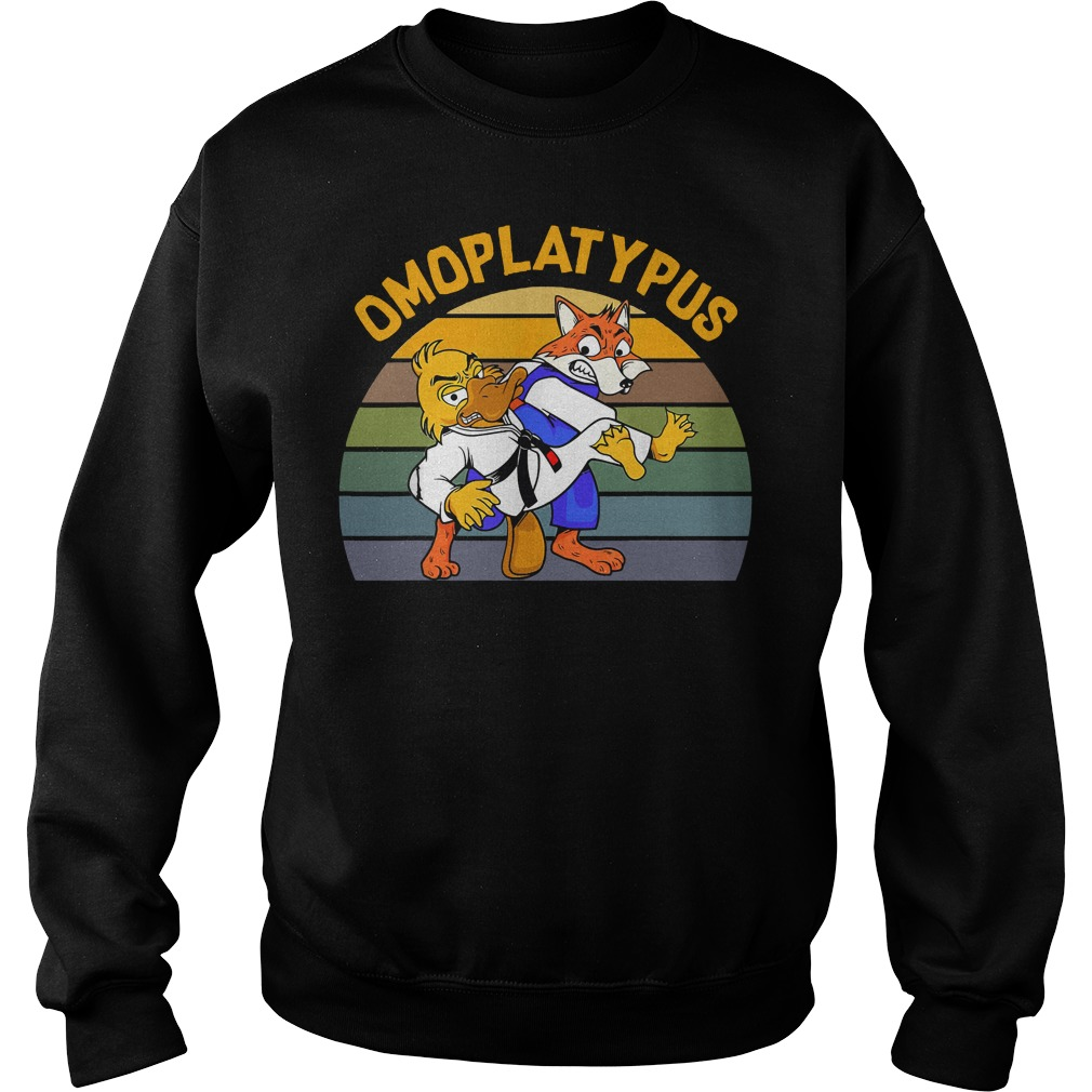 Omo Platypus Shirt sweater
