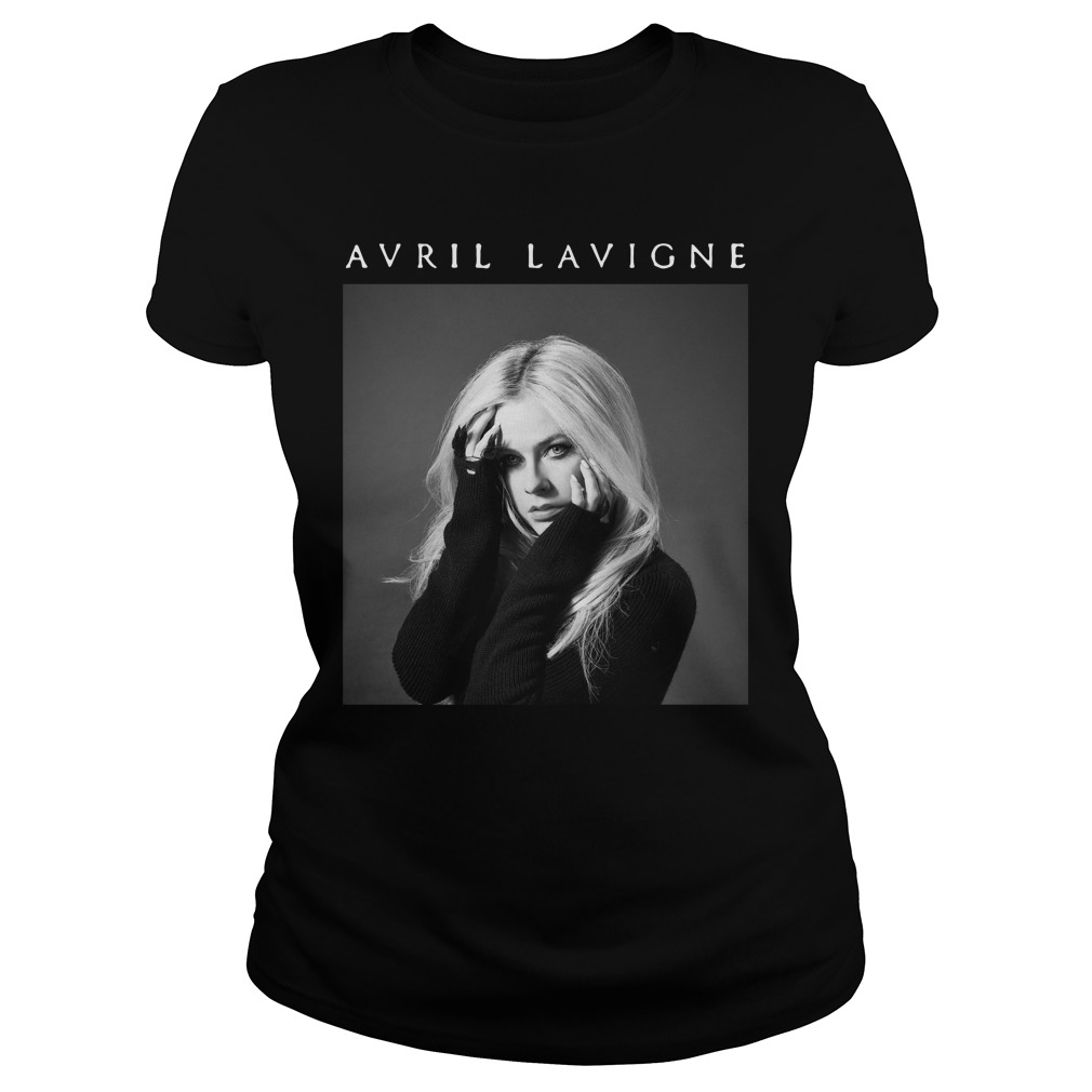 Redbubble Avril Lavigne Shirt ladies tee