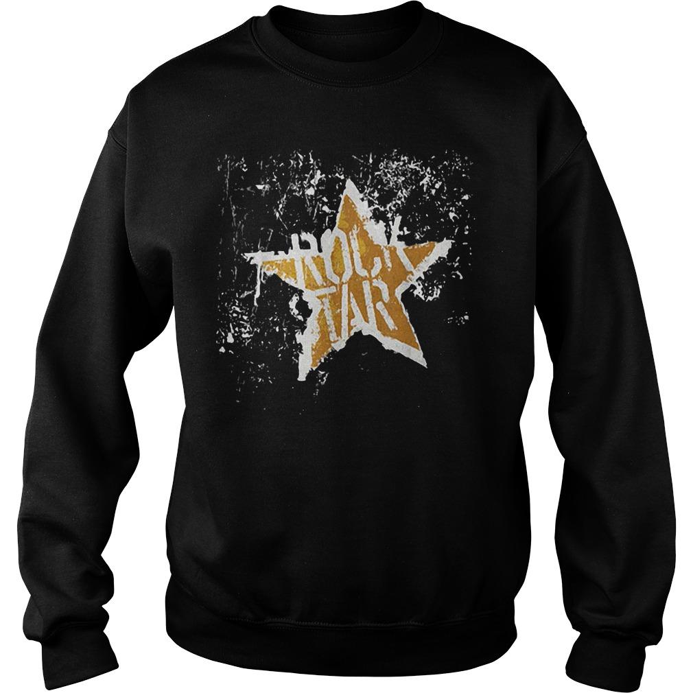 Rockstar Shirt sweater