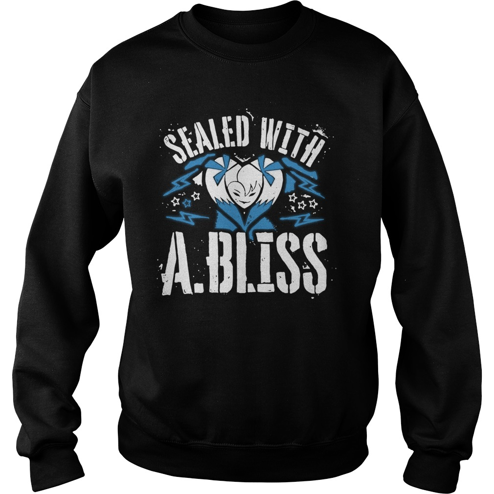 Sealed With A Bliss Shirt sweater