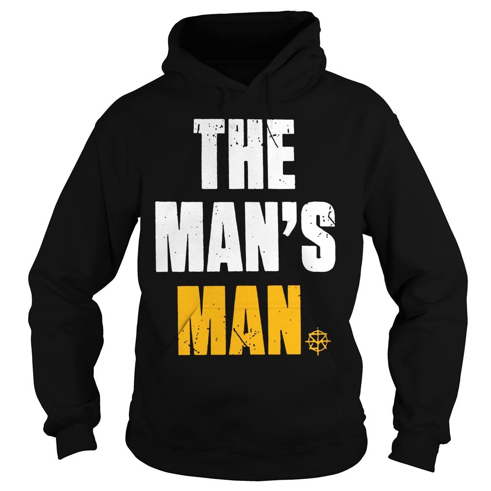 Seth Rollins The Man's Man Shirt hoodie