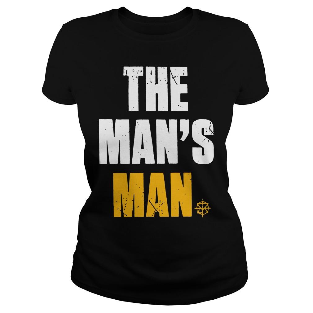 Seth Rollins The Man's Man Shirt ladies tee
