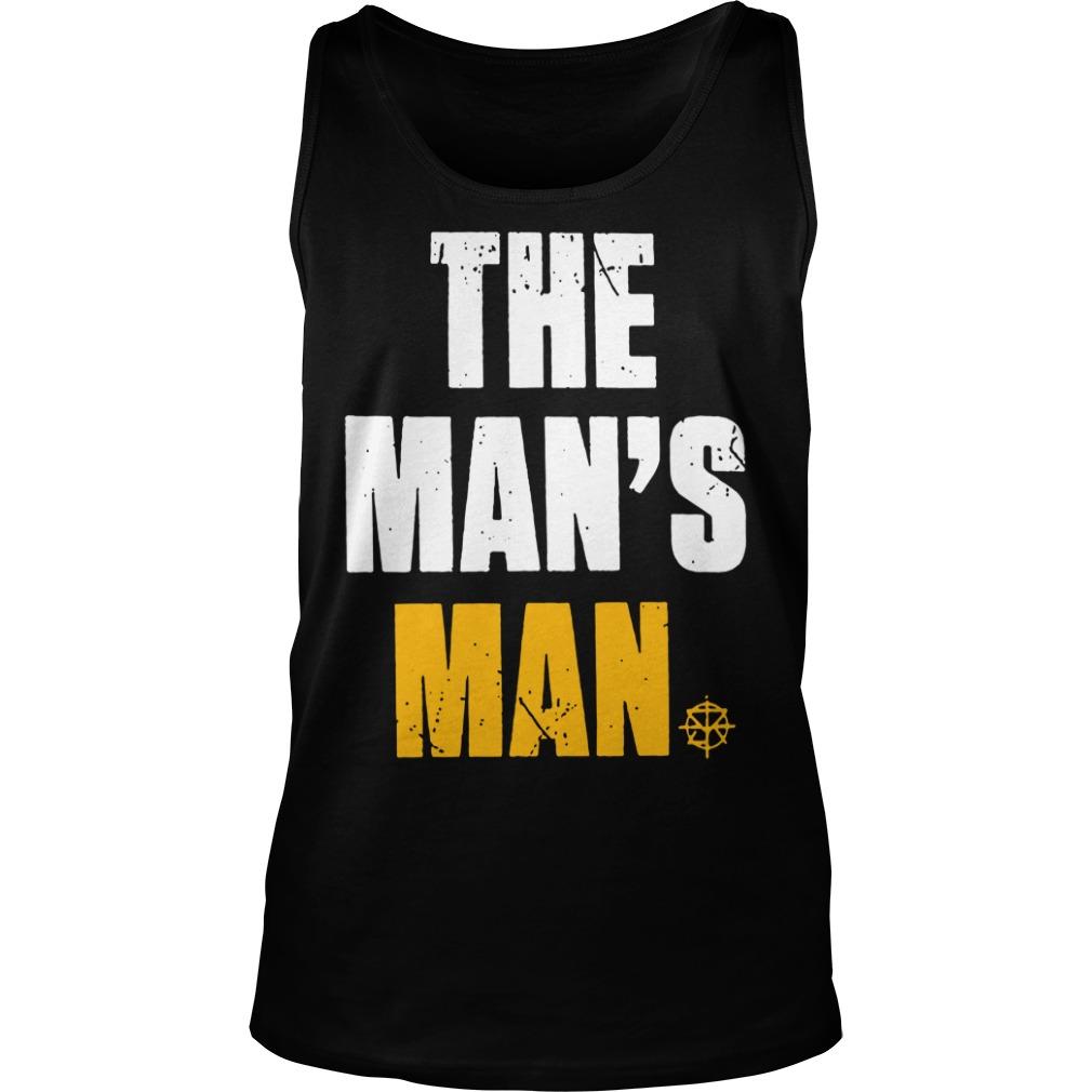 Seth Rollins The Man's Man Shirt tank top