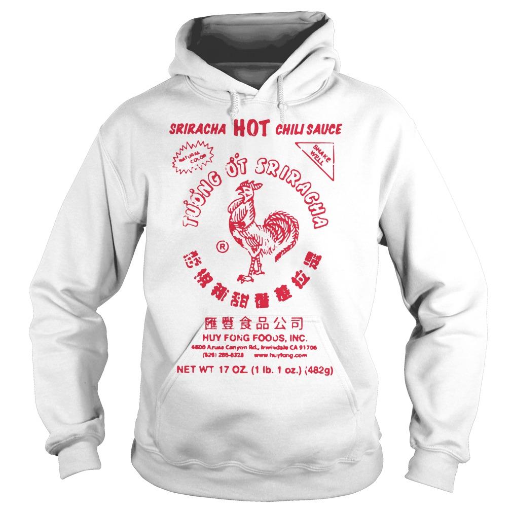 Sriracha Hot Chili Sauce Cool Design Baby Girl Boy Onesies Shirt hoodie