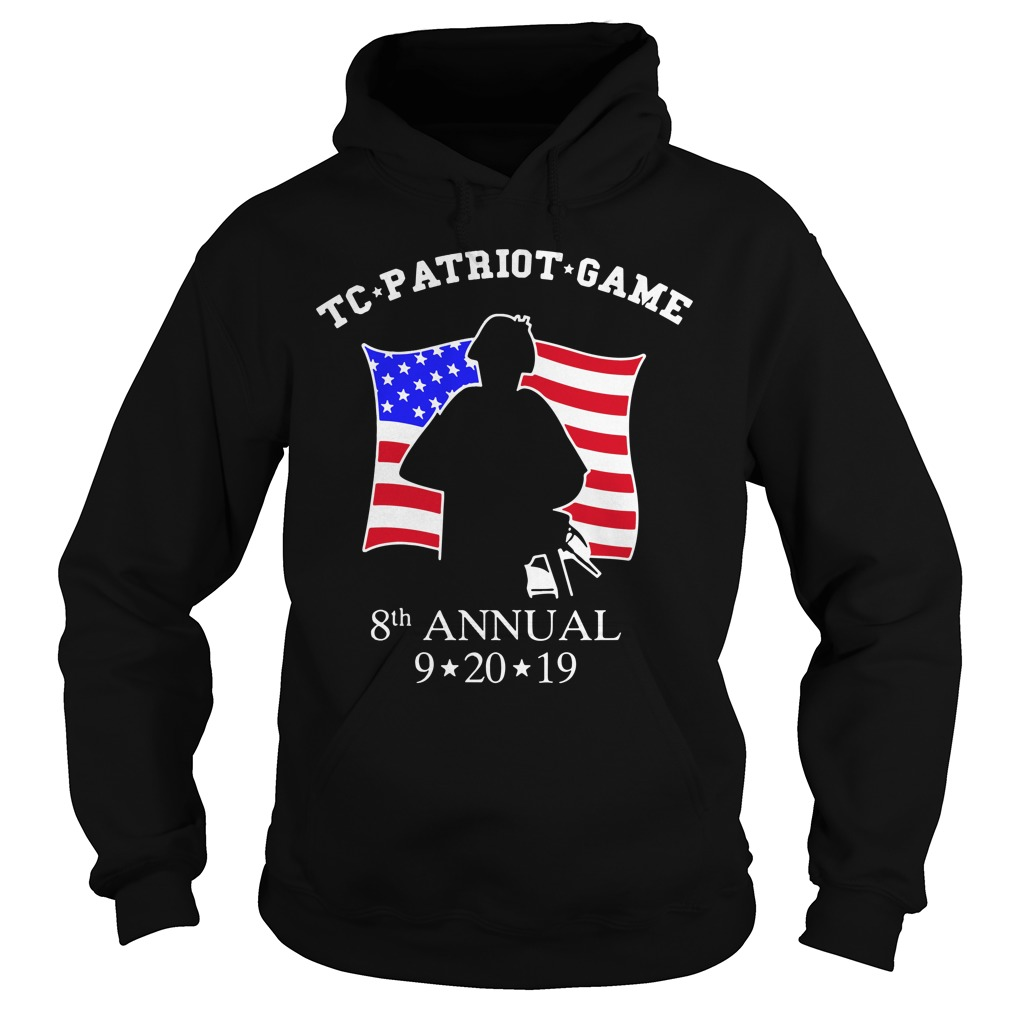 TC Patriot Game Shirt hoodie