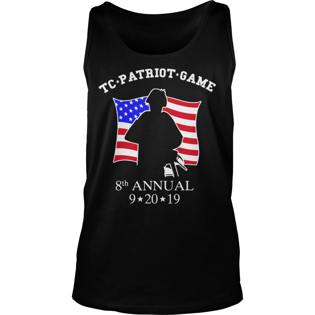 TC Patriot Game Shirt tank top