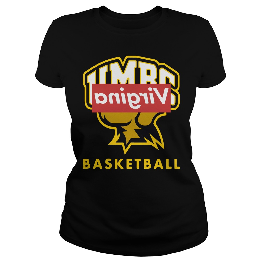 Umbc Virginia Basketball Championship 2019 Shirt ladies tee