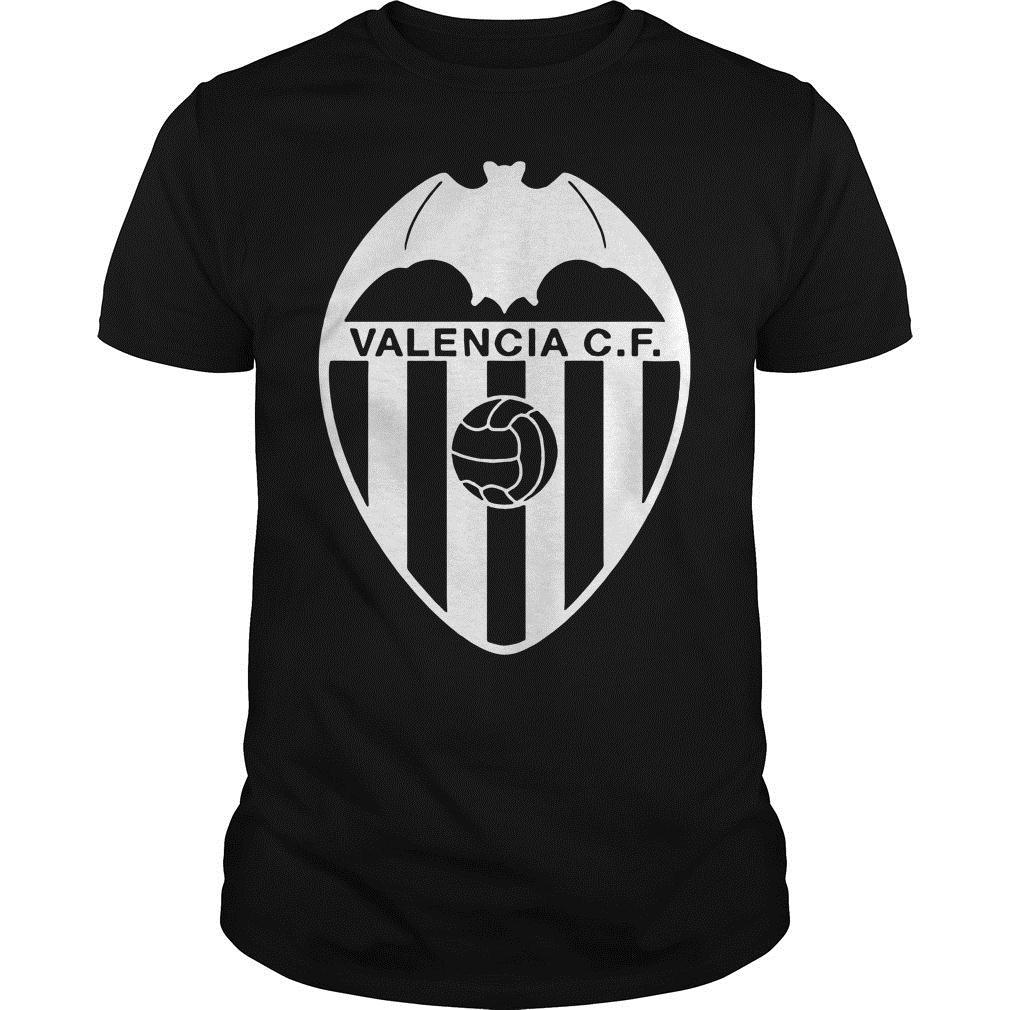 Valencia CF Gold Shirt