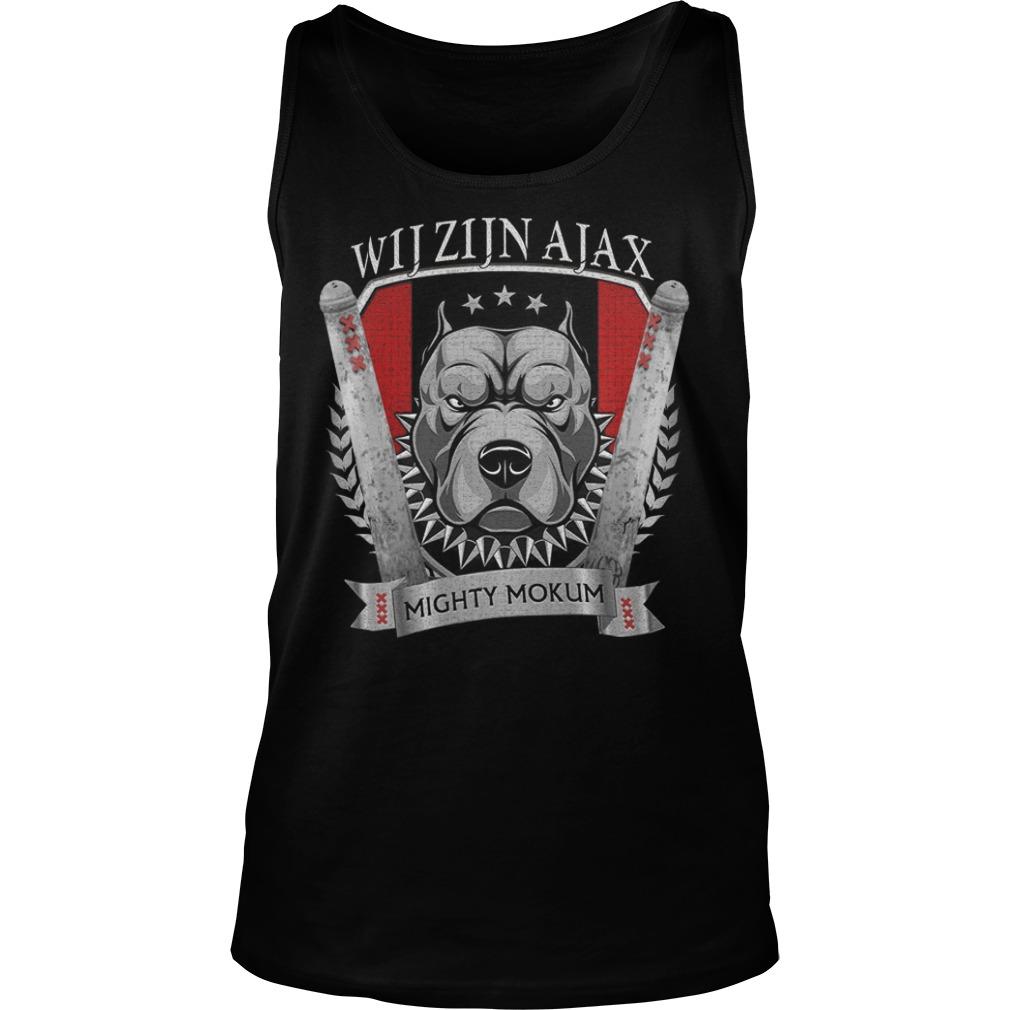 Wij Zijn Ajax Mighty Mokum Shirt tank top