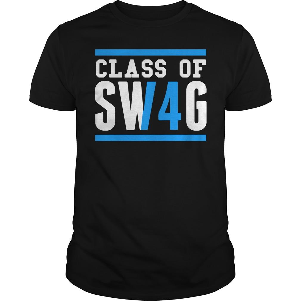 Class Of Swag 14 Shirt