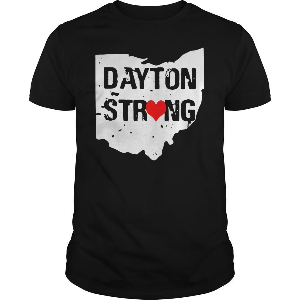 Dayton Strong Shirt