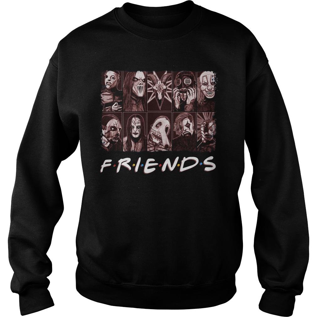 Halloween Friends Horror Movie Shirt sweater