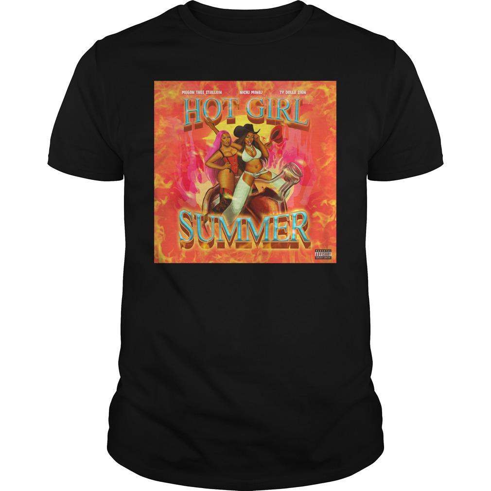 Hot Girl Summer Shirt