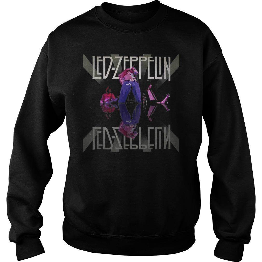 Led Zeppelin Black Shirt sweater