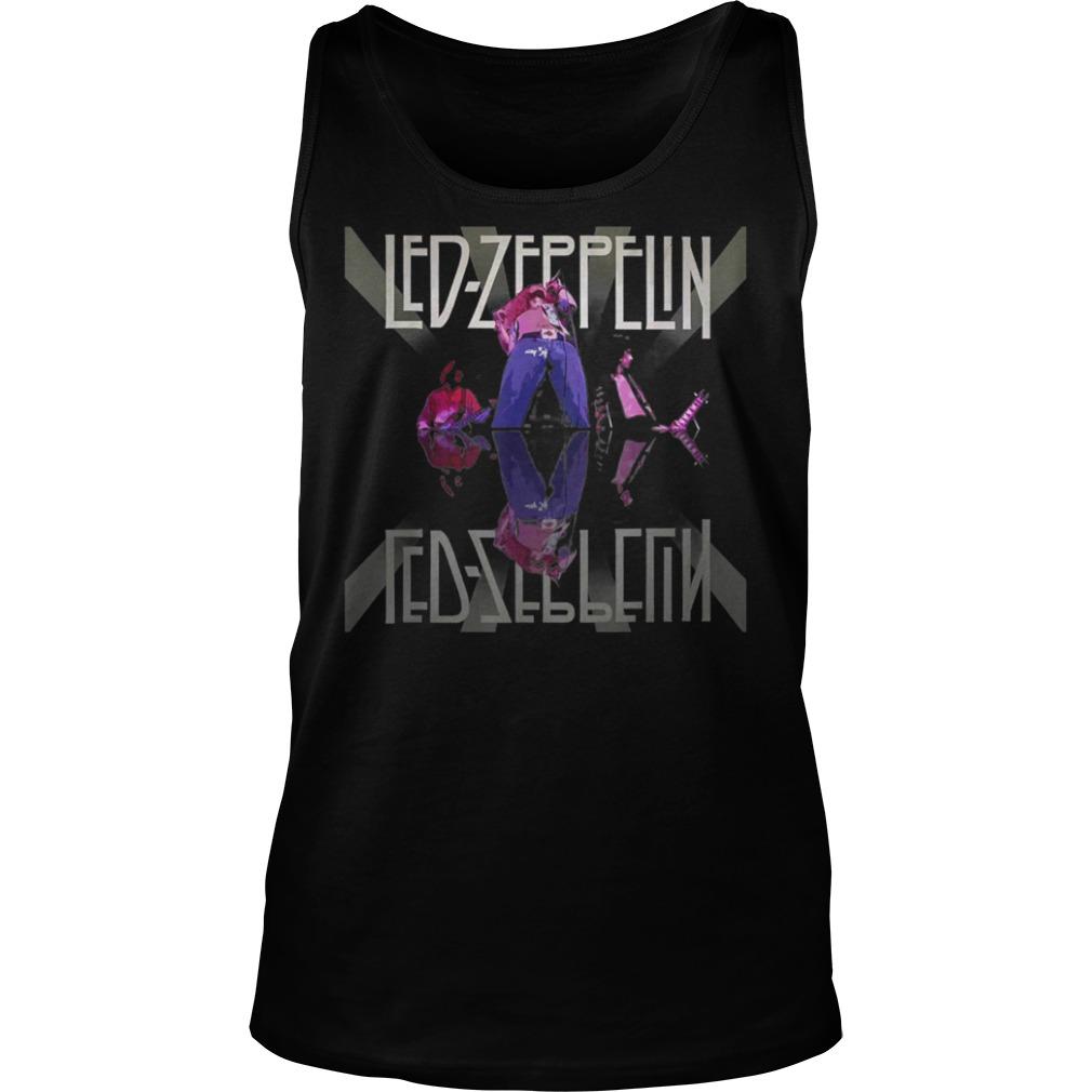 Led Zeppelin Black Shirt tank top