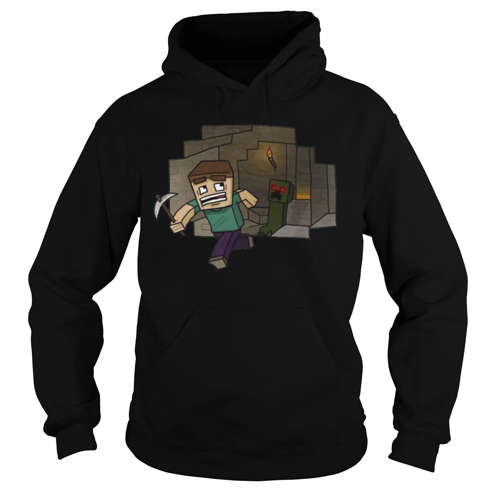 Revenge Captainsparklez Shirt hoodie