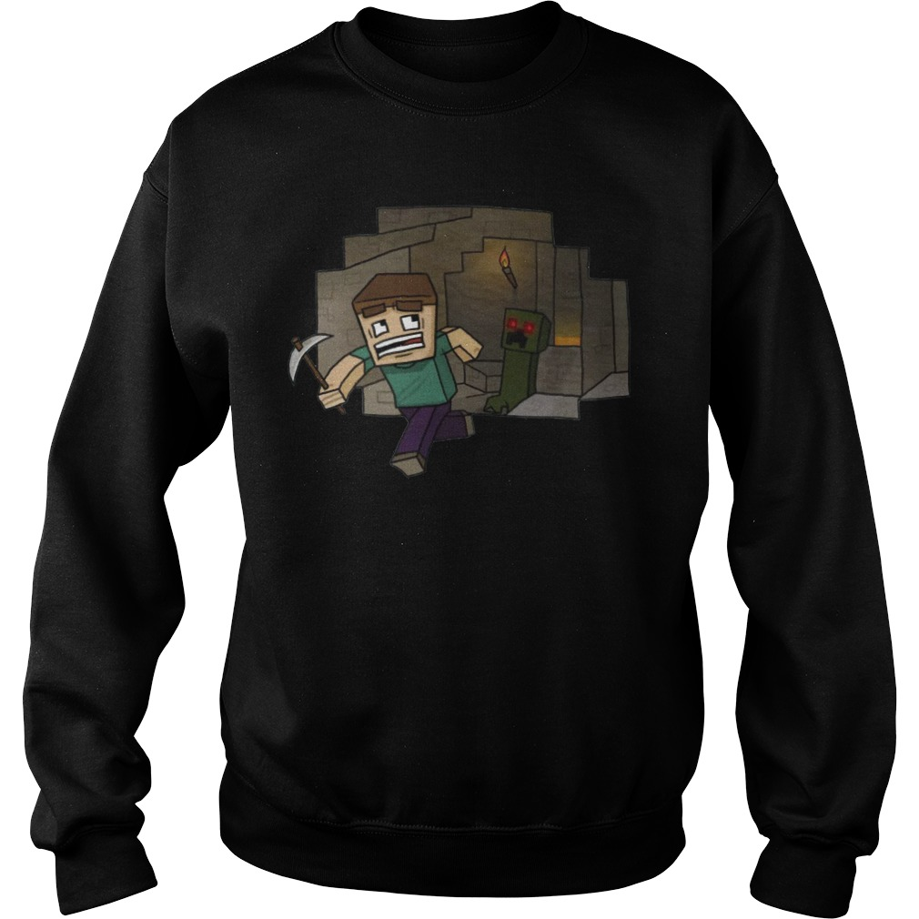 Revenge Captainsparklez Shirt sweater
