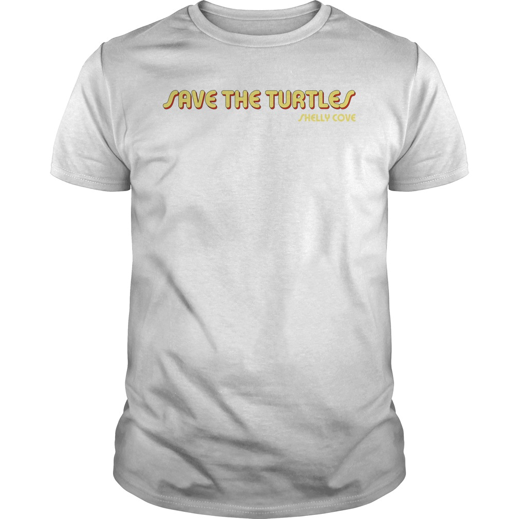 Save The Turtles Shelly Cove Shirt