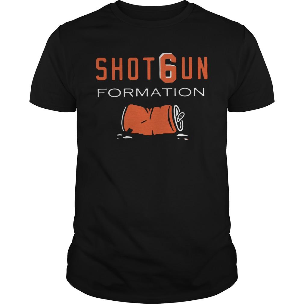 Shotgun Formation Baker Mayfield Shirt