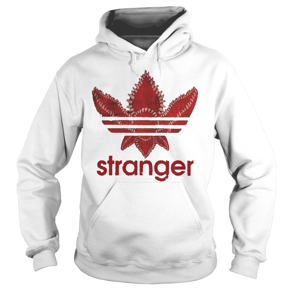 Stranger Things Adidas Shirt hoodie