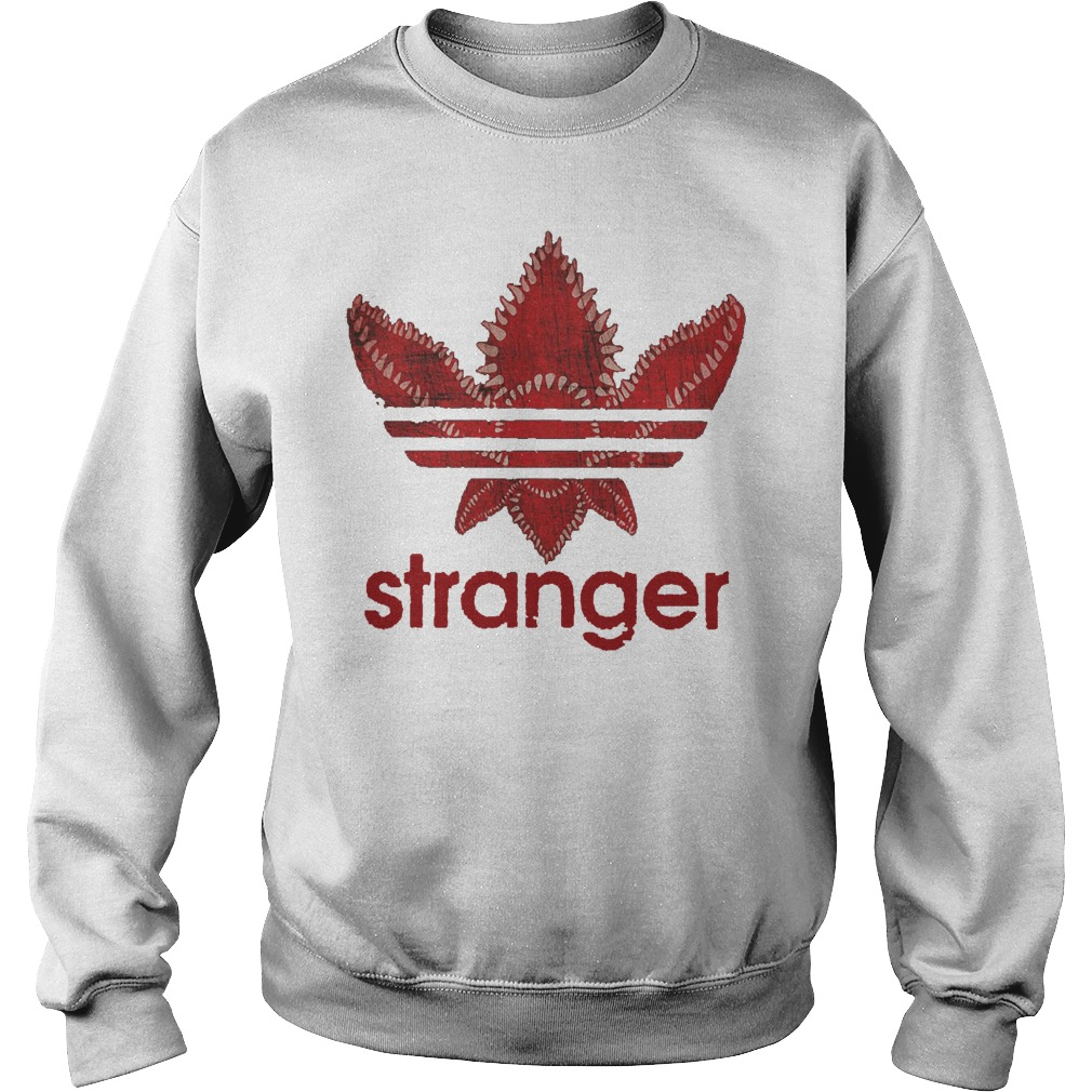 Stranger Things Adidas Shirt sweater