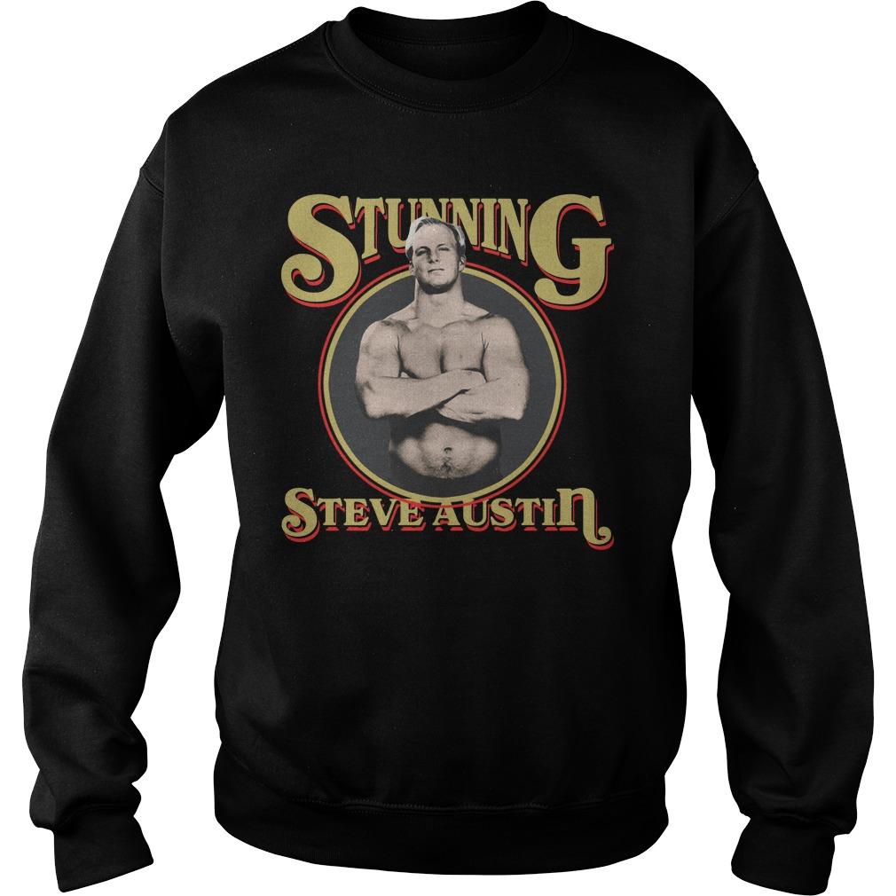 Stunning Steve Austin Shirt sweater