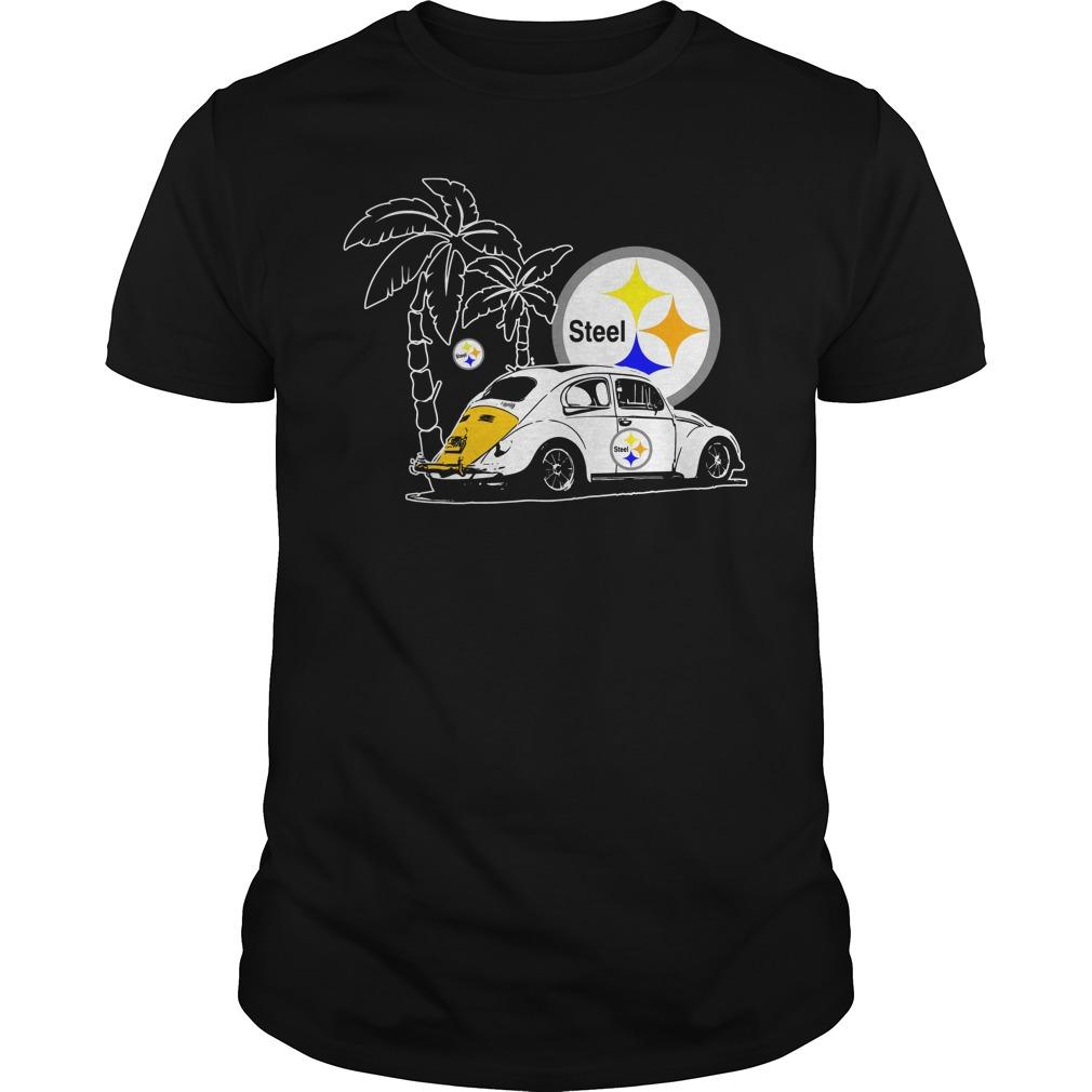 Volkswagen Beetle Steelers Shirt