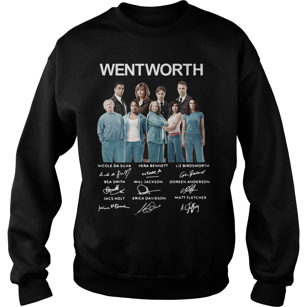 Wentworth Prison Signature Shirt sweater