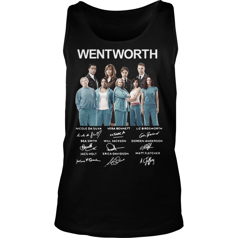 Wentworth Prison Signature Shirt tank top