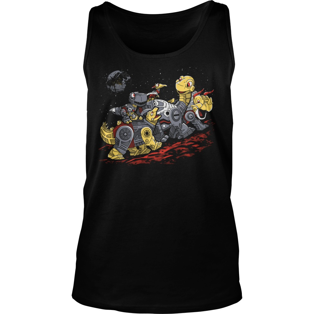 Bots Before Time Shirt tank top