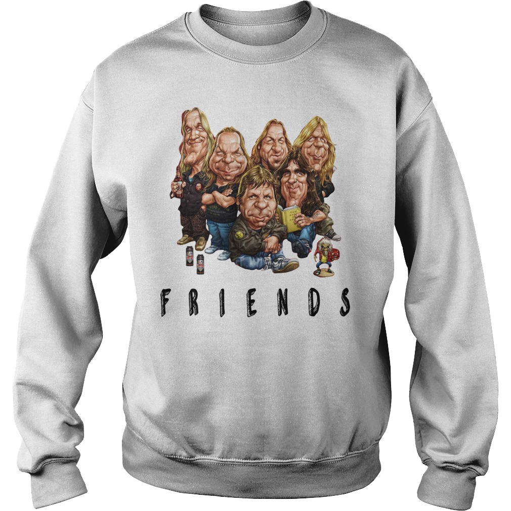 Iron Maiden Friends Shirt sweater