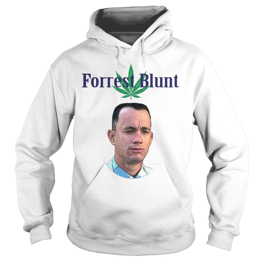 Tom Hanks Forrest Blunt Shirt hoodie