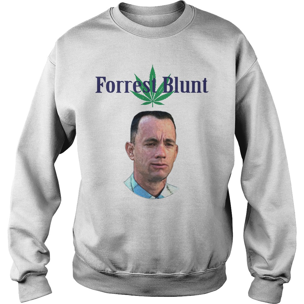 Tom Hanks Forrest Blunt Shirt sweater