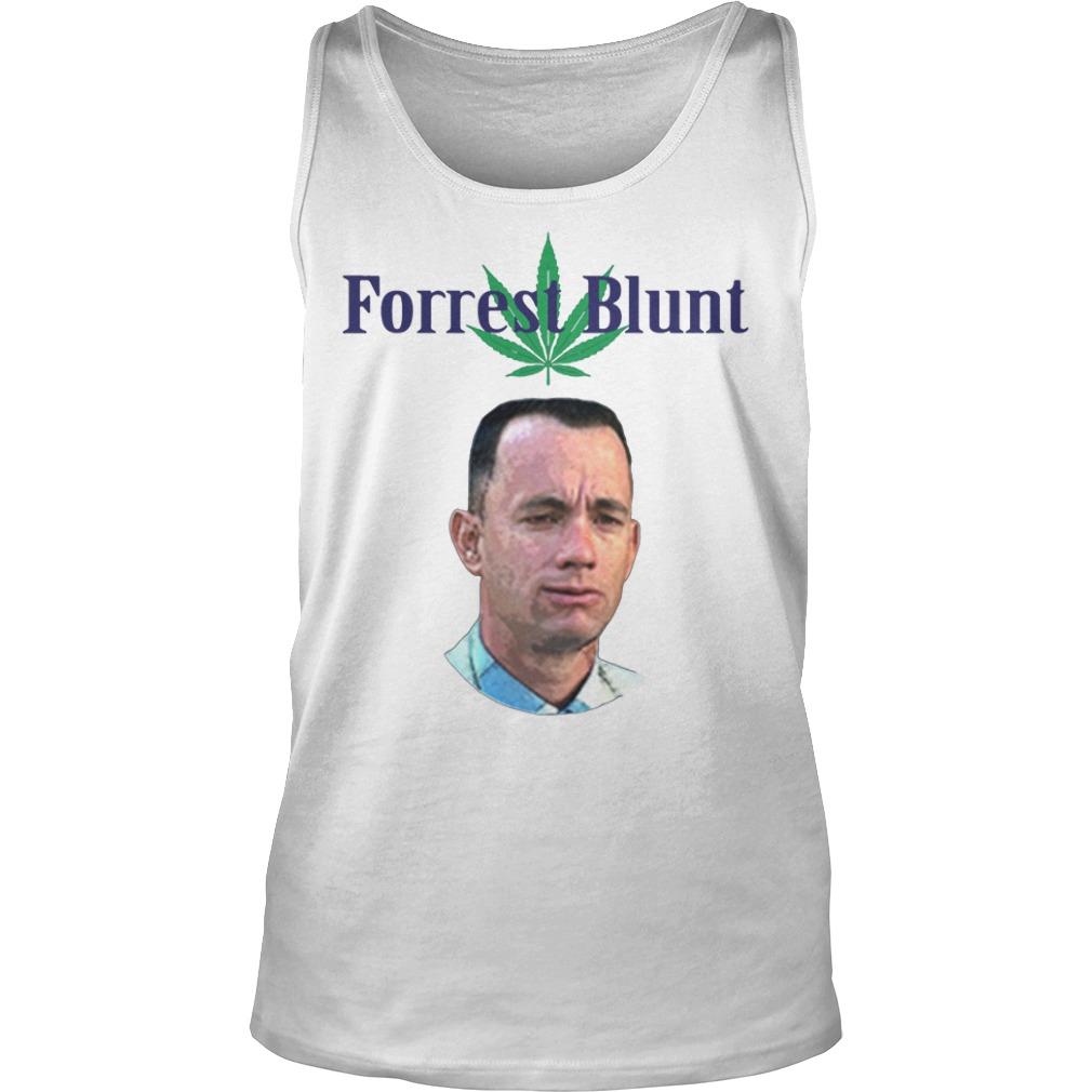 Tom Hanks Forrest Blunt Shirt tank top