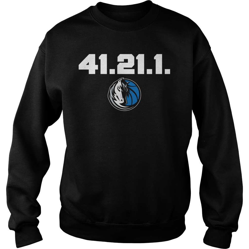Dirk Nowitzki Final Home Game 41.21 1 Authentic Sweater