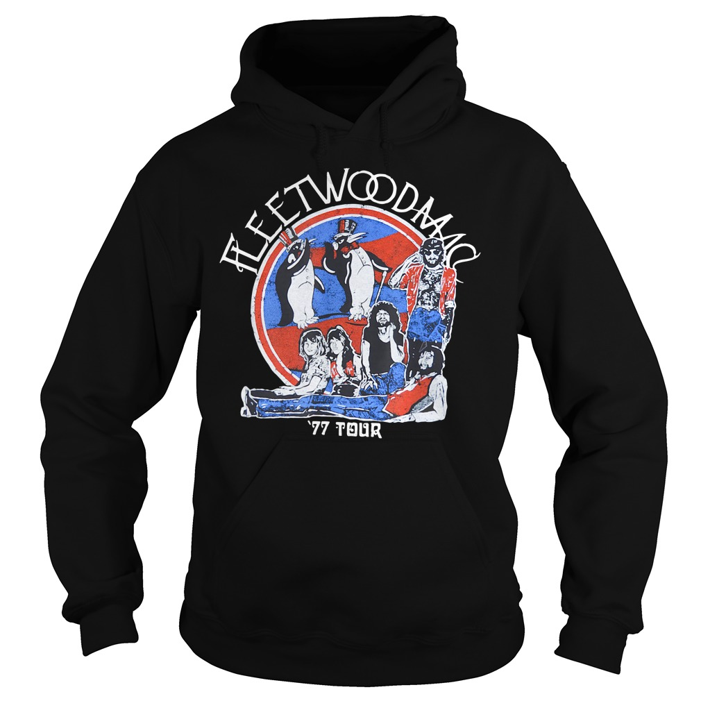 Fleetwood Mac 77 Tour Hoodie