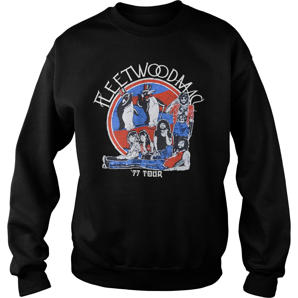 Fleetwood Mac 77 Tour Sweatshirt
