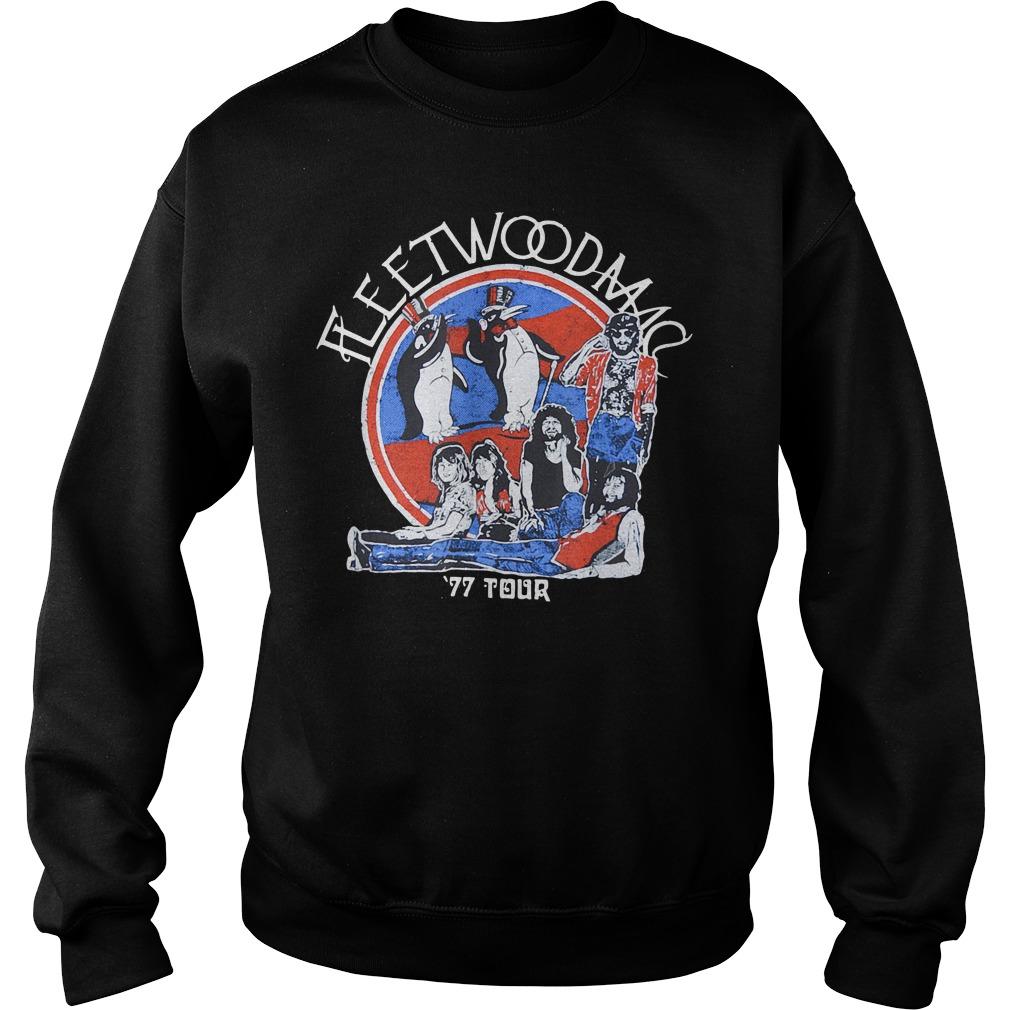 Fleetwood Mac 77 Tour Sweatshirt