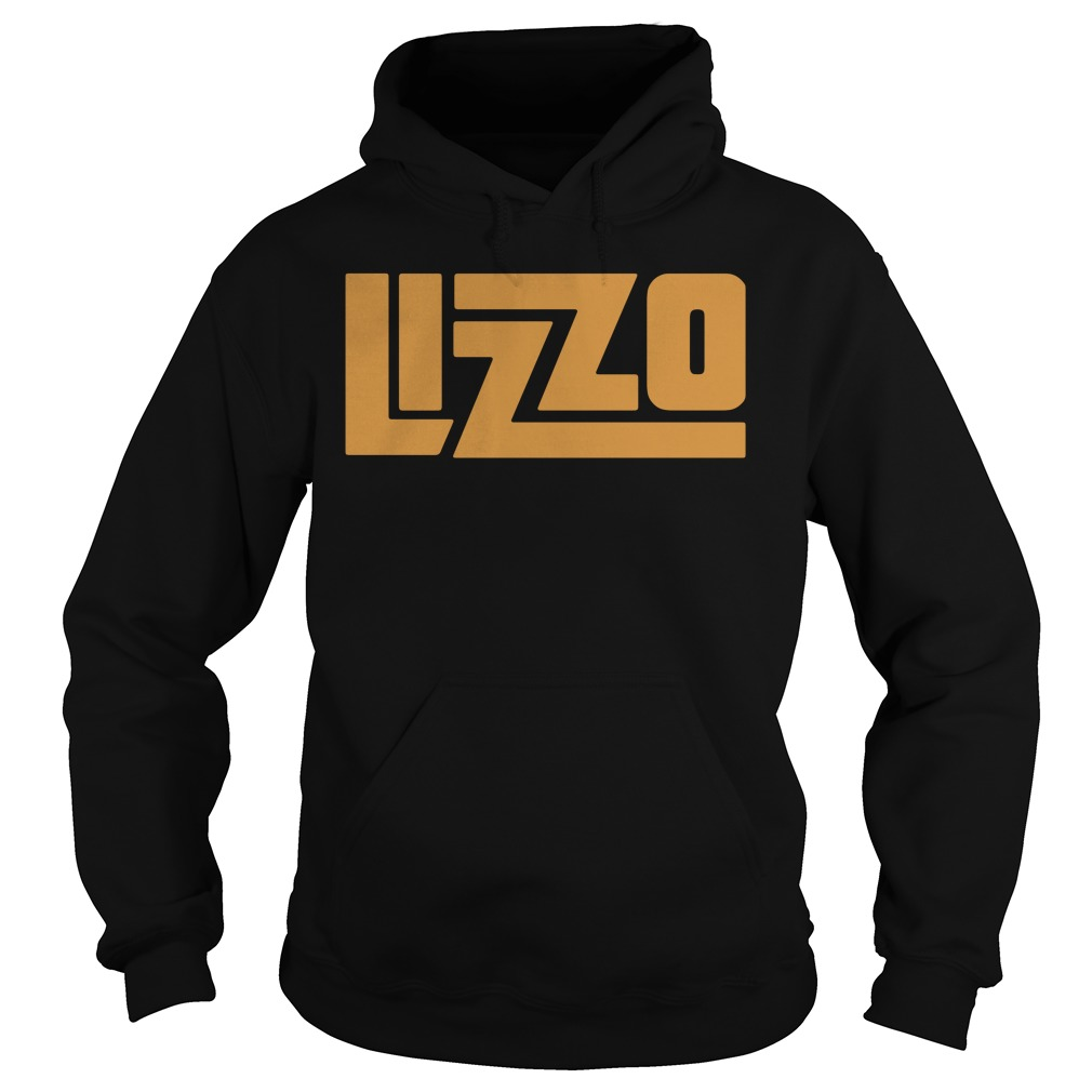 Lizzo Cool Logo Female Rapper Fan Hoodie