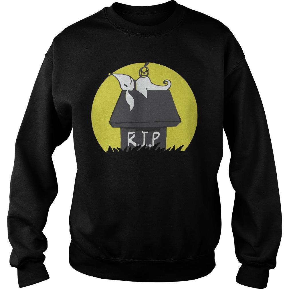 Official Snoopy Halloween Rip Sweatshirt