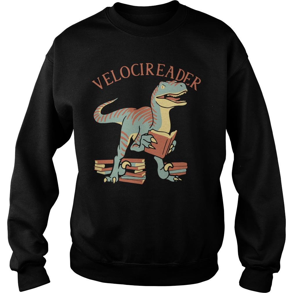 Official Velocireader Sweatshirt