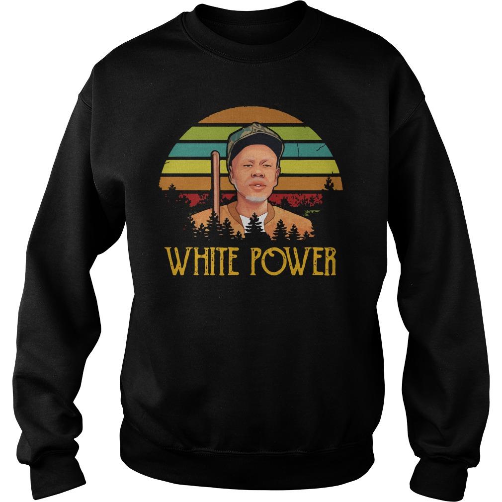 Official White Power Sunset Sweatshirt