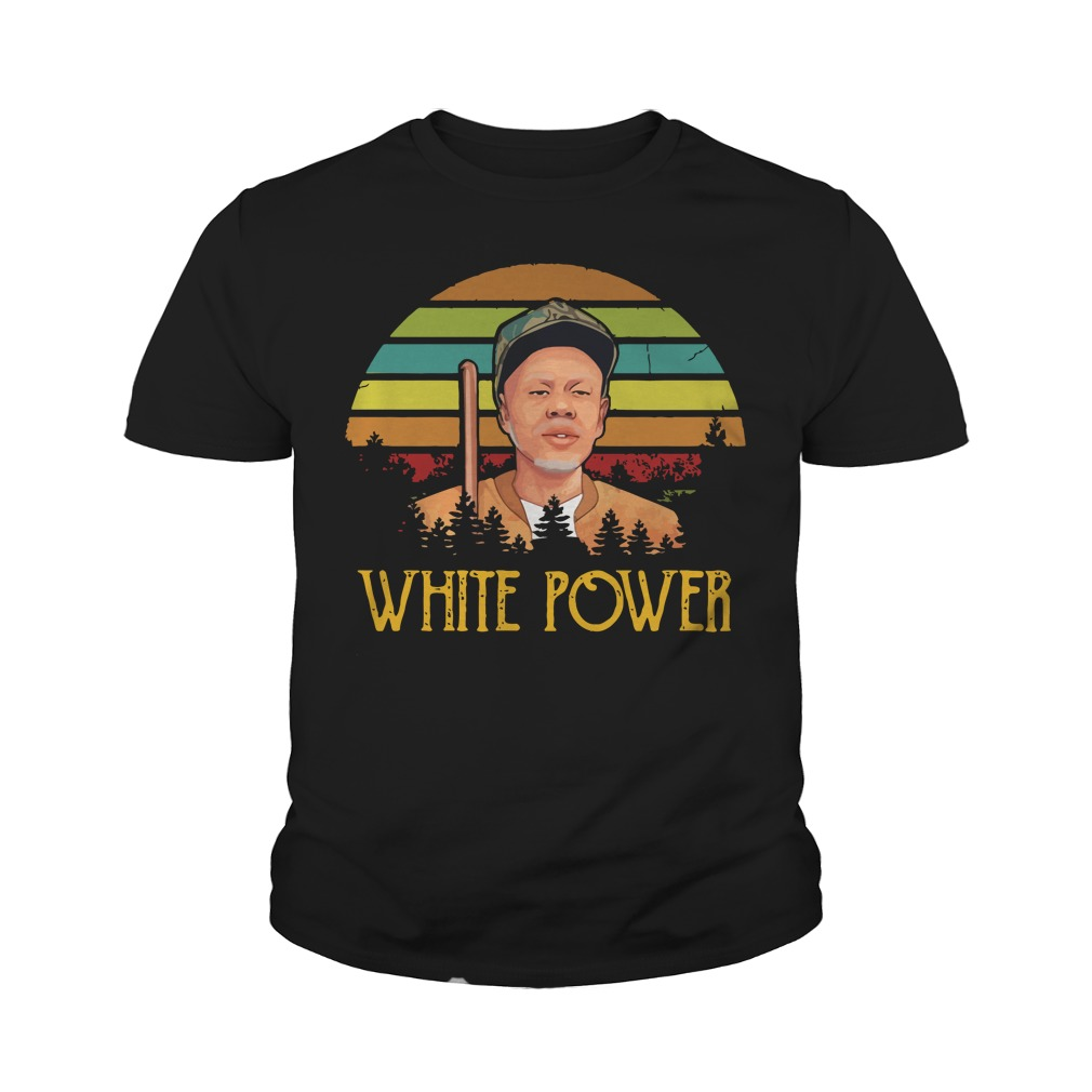 Official White Power Sunset Youth Shirt