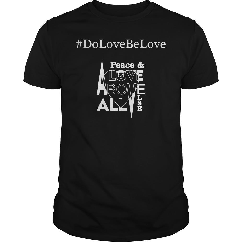 # DoLoveBeLove Black Shirt