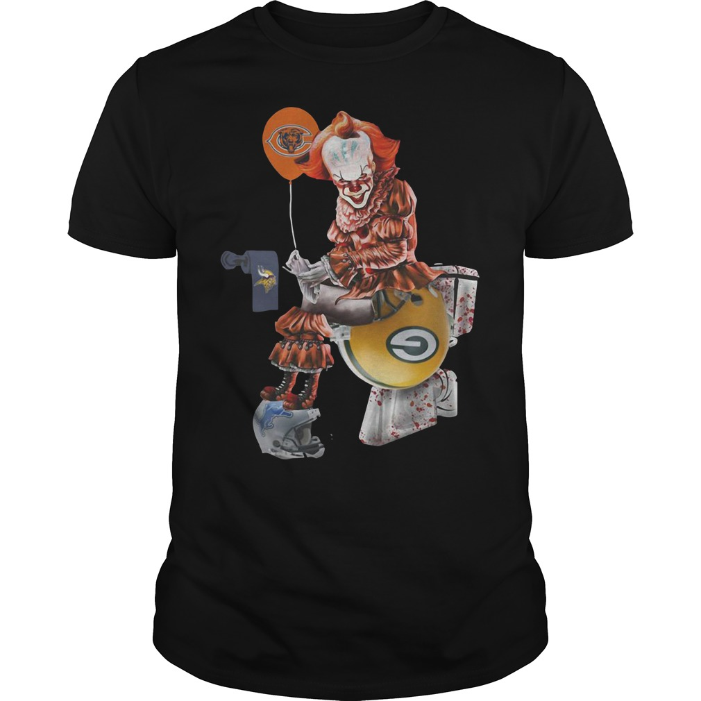 Chicago Bears Pennywise Packers Guys Shirt