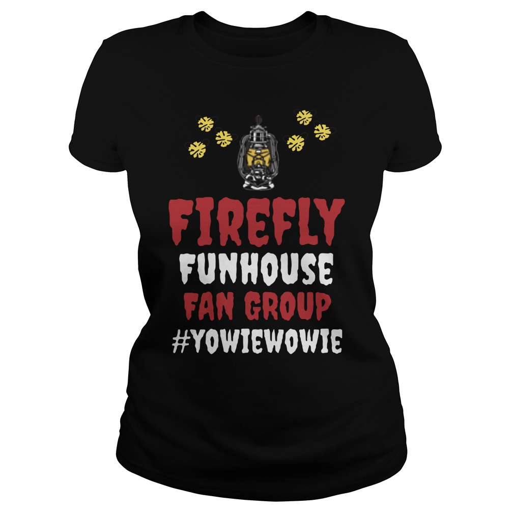 Firefly Funhouse Fan Group Ladies Shirt