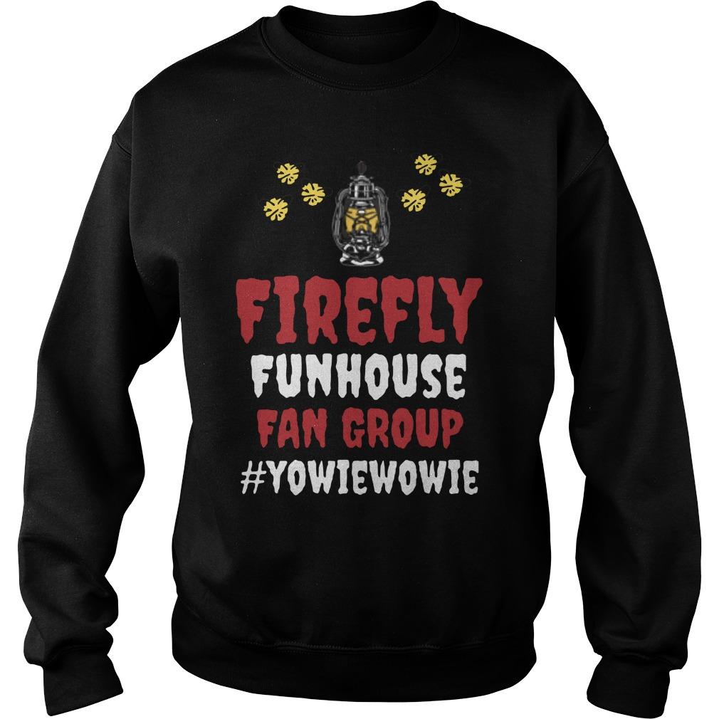 Firefly Funhouse Fan Group Sweater