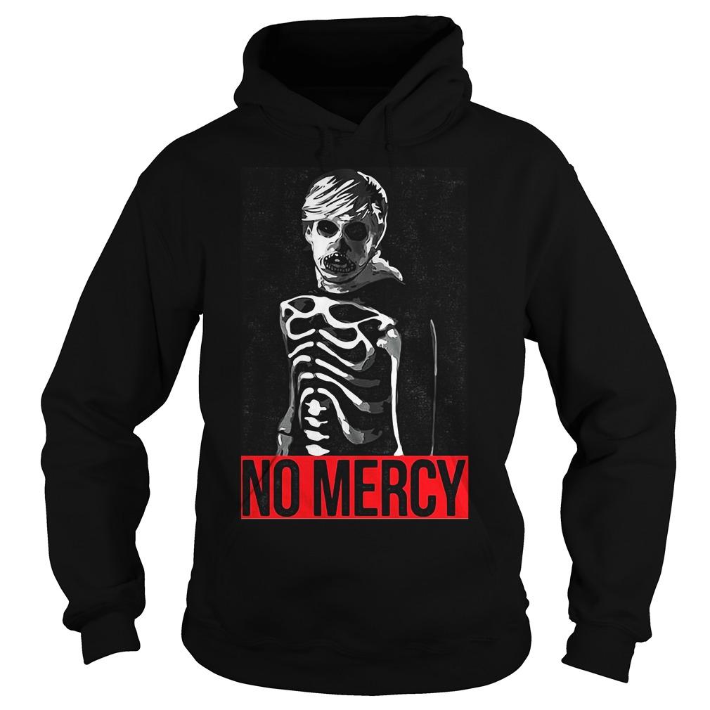 Karate Kid No Mercy Skeleton Hoodie